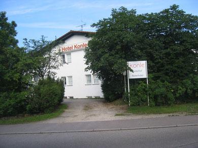 Gastgeber limeswanderweg wandern am limes for Hotel krone gunzenhausen