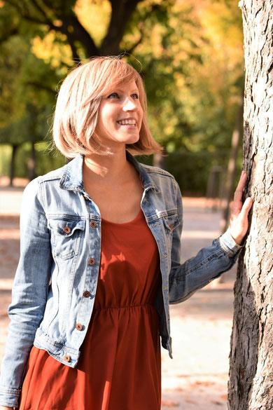 Katharina Mügl die Glückstrainerin