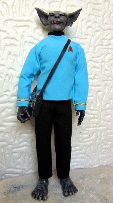 en officier Starfleet !