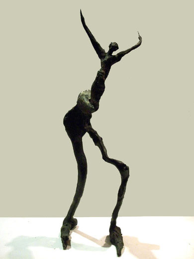 Amador Vallina: La Taura | Skulptur - Escultura - Sculpture
