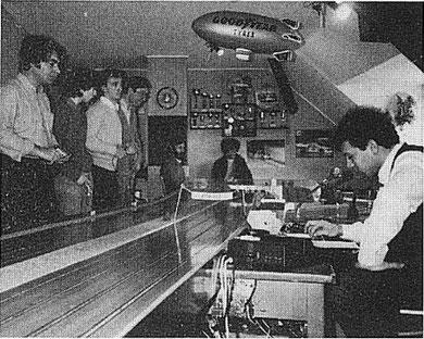 Club de Munster piste de Stosswihr 1982