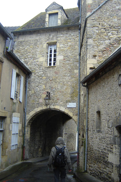 une porte des remparts