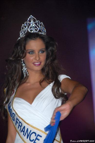 En présence de Malika Ménard Miss France 2010