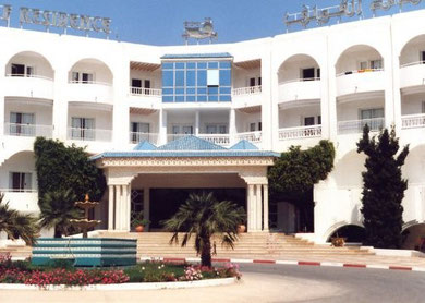 Hôtel Golf Residence