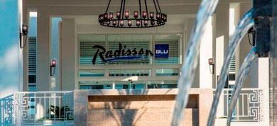 Hôtel Hotel Radisson Blu