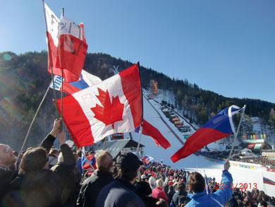 Skiflug Weltcup Planica 2013
