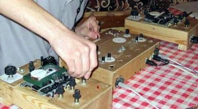 Bildhinweis: DJ Artyom, russischer DJ