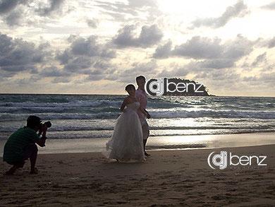 Promi Hochzeit Fotoshooting