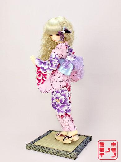 SD 浴衣,ドルフィー 着物,Dollfie dress