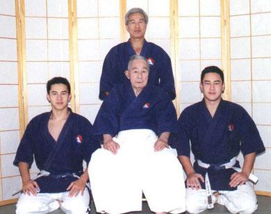 Mochizuki Family- Drei Generationen