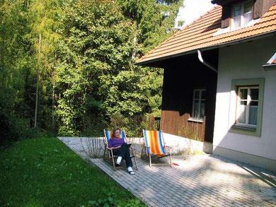 Seminardorf Königsleitn in Litschau/Niederösterreich