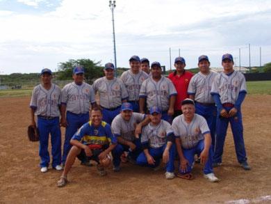 Equipo Softbol Jul 2005