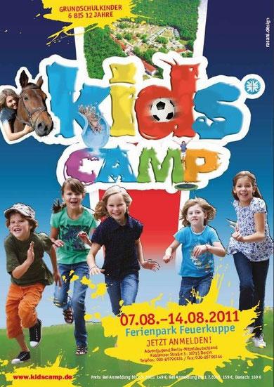Rückblick unter: www.kidscamp.de