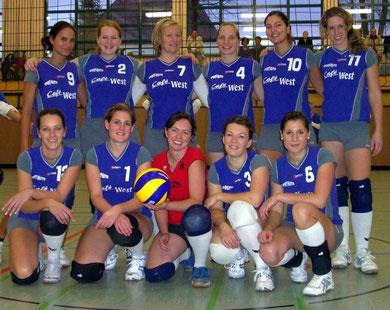 Damen1 - Saison 2009/10