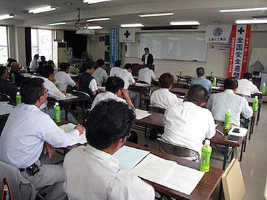 株式会社 蔭山工務店 安全協力会構成事業主等の雇用管理改善セミナー