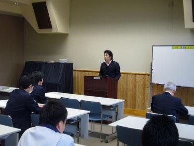 福島市学習センター主事会講演会