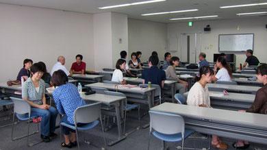 2012年福島県コーチングカウンセリング実践会「新コーチングワークショップ」」