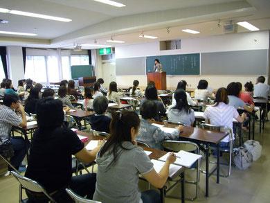 二本松市幼稚園保護者会講演