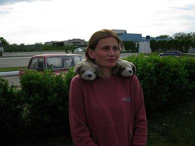 Оксана Белякова