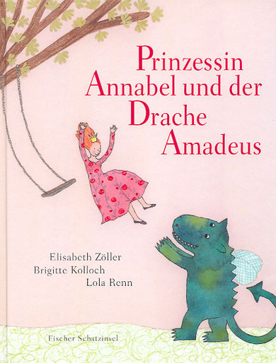Lola Renn Illustration, Cover Bilderbuch, Fischer Verlag