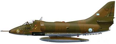 Mc Donnell Douglas A-4B