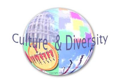Culture & Diversity-Globe