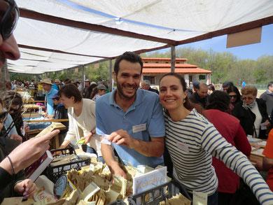 Griechenland: Bei der Saatgutbörse herrscht grosser Andrang