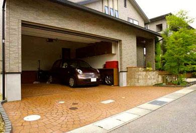 駐車スペース②