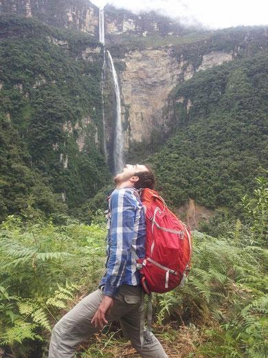 Gocta, 3ème cascade la plus haute du monde