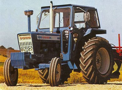 Ford 7000 Turbo
