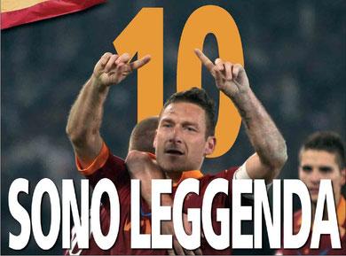 ROMA-JUVE=1-0...e l'ultimo chiude la porta...