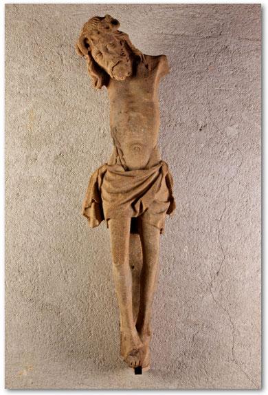 Blog Scola Metensis-Christ roman-musée de Metz