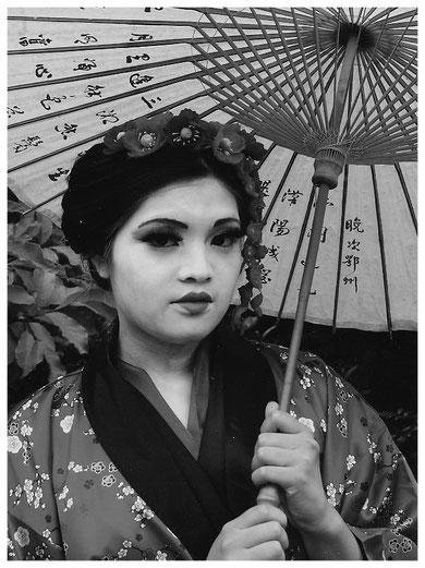 """""""Geisha"""", Berlin"""