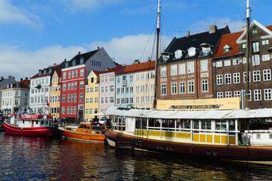 Roadtrip Dänemark Kopenhagen Highlights