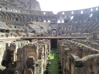Coliseo Romano Por Dentro