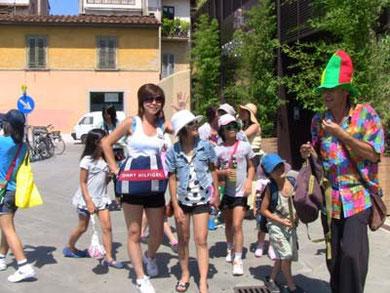 暑い暑い夏のある日、福島から元気な子供たちがやって来ました。続きを読むをクリック。