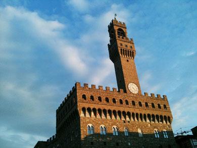 そして、フィレンツェに帰国〜