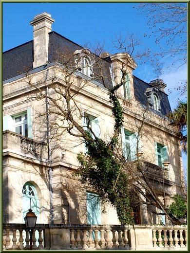 La villa Les Orchidées en Ville d'Hiver à Arcachon