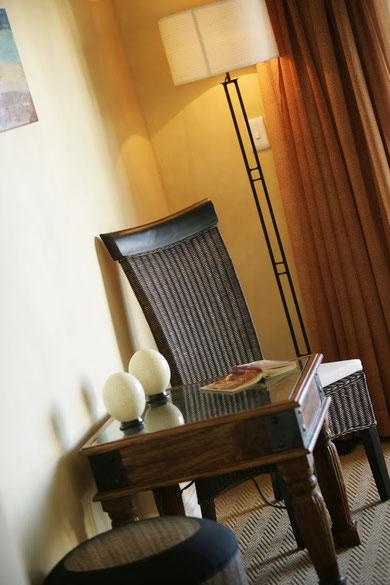 Ostrich Room - Haus Kleinberger  Ferienhaus in Südafrika  - Cape ...