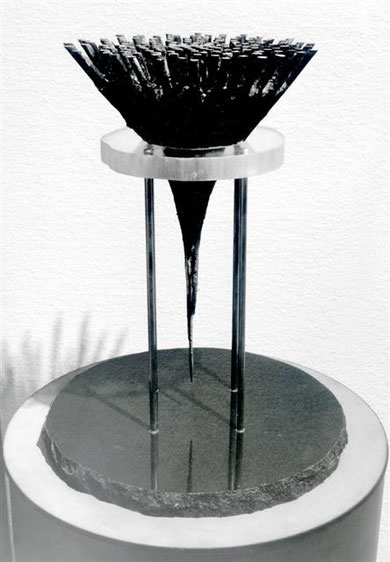 Face No.6   <No.K-44>  / 1989 / bronze / H.50x25x25cm