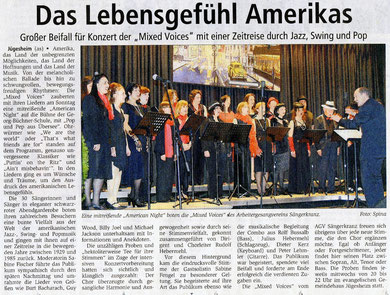 21.03.2010 - American Night
