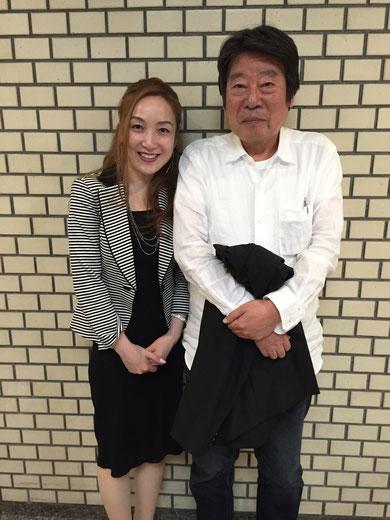 ジャズ評論家 ・高木信哉先生とKOKORO