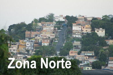 Die Nordzone Rios