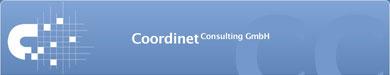 Hier sind Sie richtig. Denn Coordinet hilft Ihnen, mehr Effizienz in Ihre Geschäftsabläufe zu bringen.