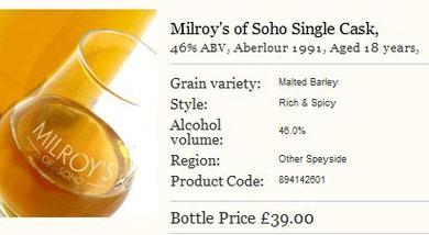 Milroy's 1991