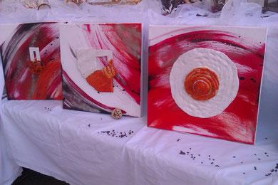 Bilder mit Keramik-einfach toll!!
