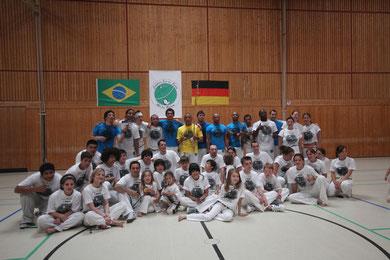 1. Batizado in Offenbach, 2010