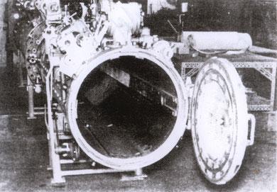 Torpedoausstoßrohr (Quelle: DWK)