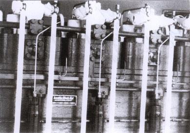 Dieselmotor DWK (Quelle: eigene Sammlung)