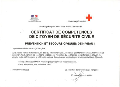 Brevet National de Secourisme